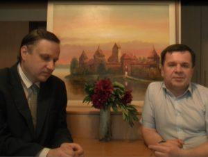Darius Vilimas ir Tomas Baranauskas | Alkas.lt nuotr.