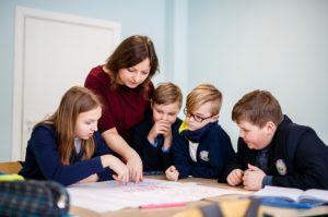 Neslūgsta skaičius jaunų žmonių, kurie nori būti mokytojais | A. Žuko nuotr.