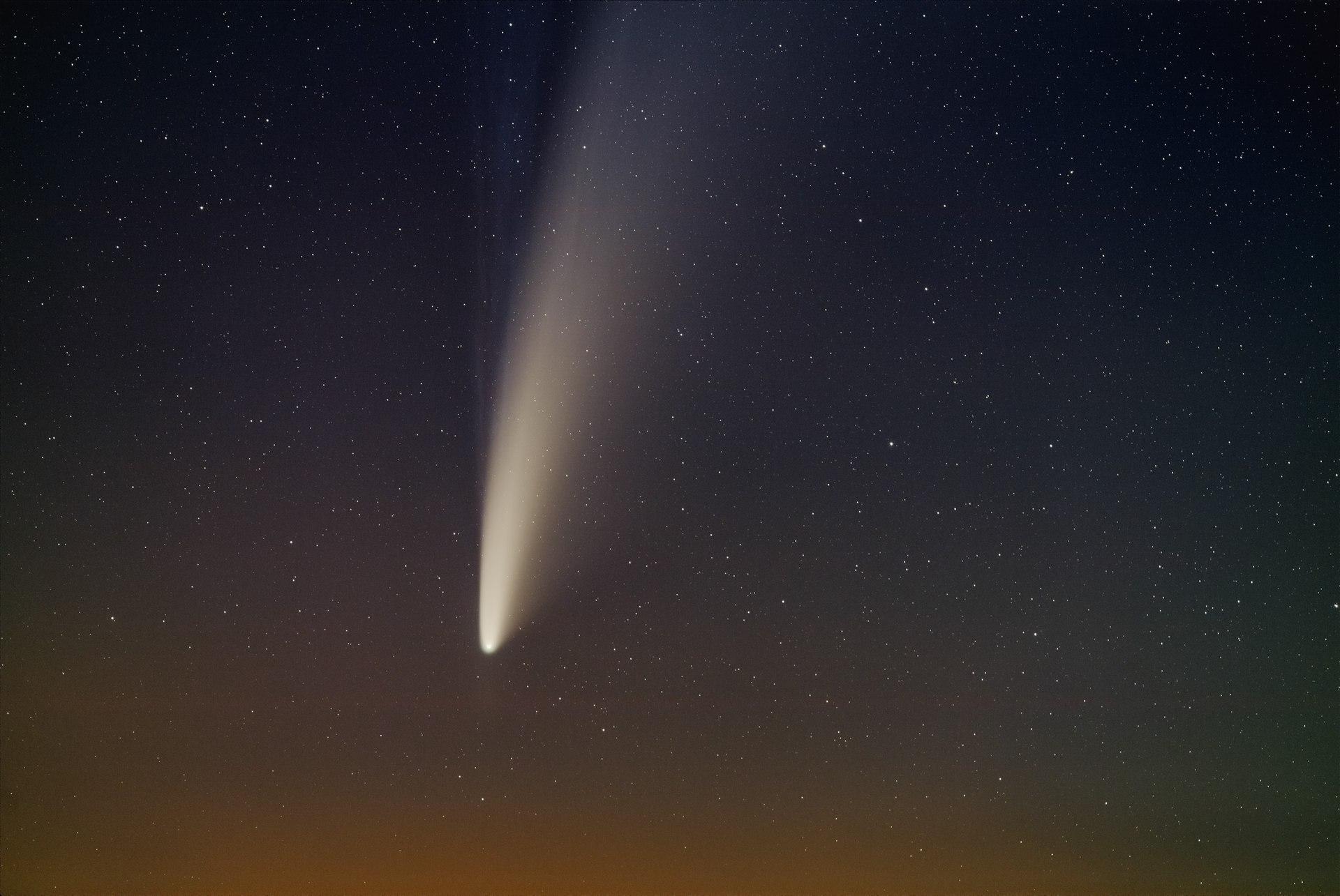 Kometa C/2020 F3 (NEOWISE) | wikipedia.org nuotr.