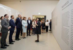 Vilniuje atidaryta Baltijos šalių simbolizmo dailei skirta paroda | lrv.lt nuotr.