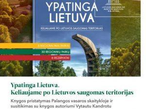 """Rugpjūčio 1 d. Palangoje bus pristatyta knyga """"Ypatinga Lietuva""""   lnb.lt nuotr."""