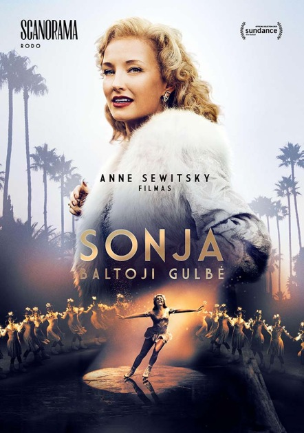 """Filmas """"Sonja. Baltoji gulbė"""" (2019)   Scanorama nuotr."""