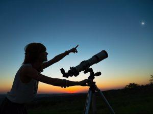 Žvaigždžių stebėjimas | LRT nuotr.
