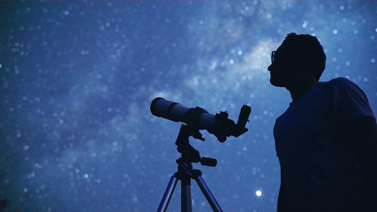 Teleskopas | LRT nuotr.