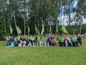 Lietuvos žaliųjų partijos sąskrydis | organizatorių nuotr.