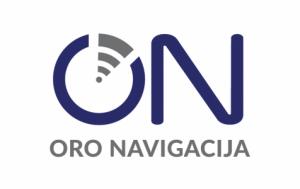 """VĮ """"Oro navigacija"""" logo"""