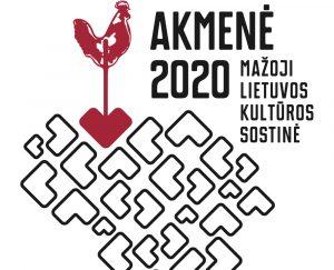 Akmene-mazoji kulturos sostine-logo