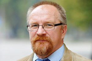 Algimantas Paulauskas | J. Petronio nuotr.