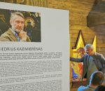 Giedriaus Kazimierėno tapybos pristatymas Dubingių karčemoje | L. Leškevičiūtės nuotr.