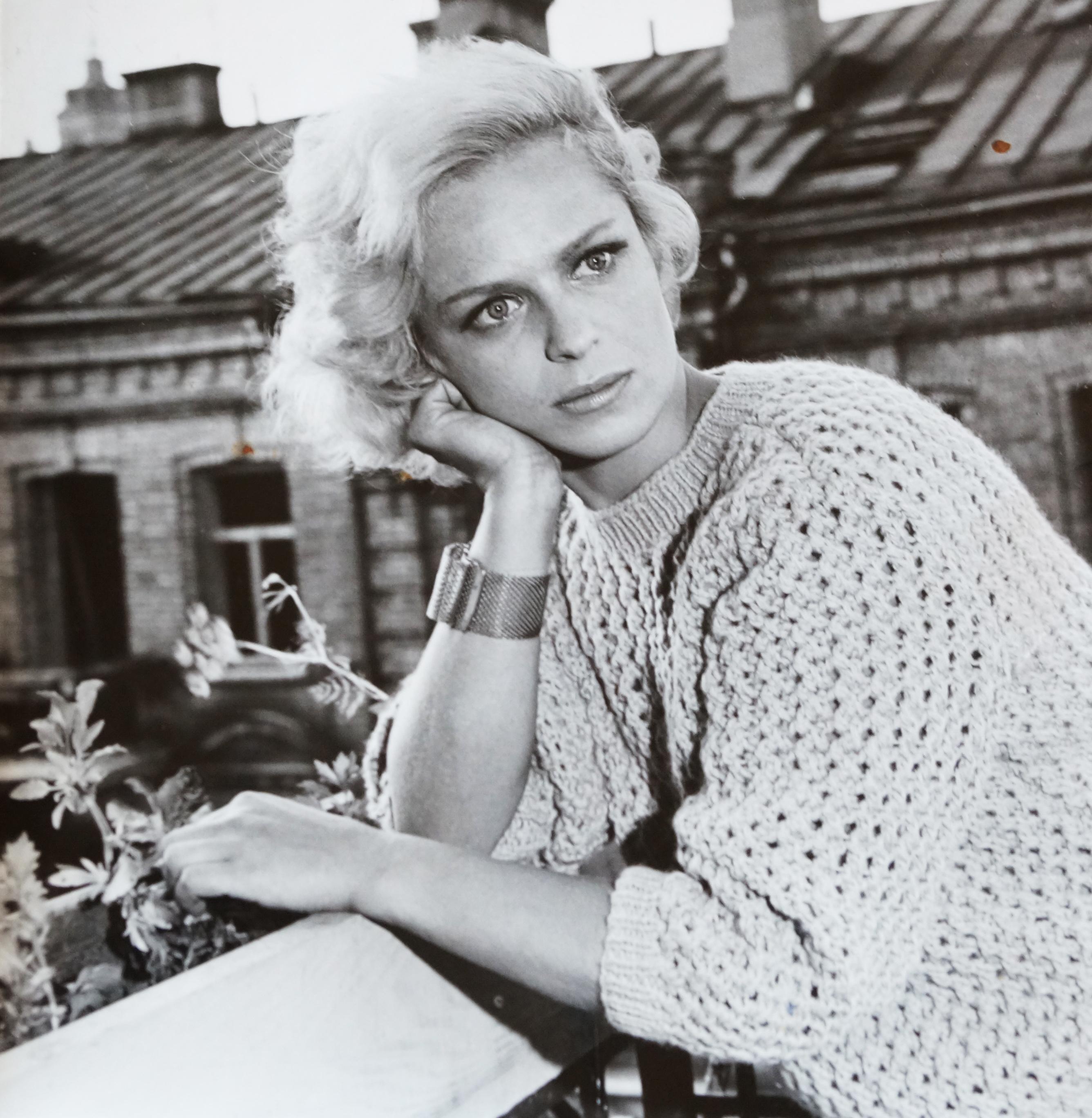Aktorė Gražina Balandytė jaunystje | asmen. nuotr.