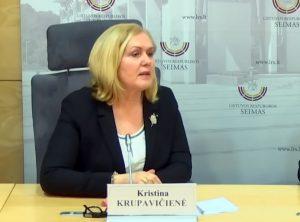 Kristina Krupavičienė | Alkas.lt nuotr.