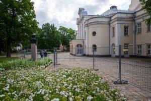 Kauno muzikinio teatro sodas | kaunas.lt nuotr.
