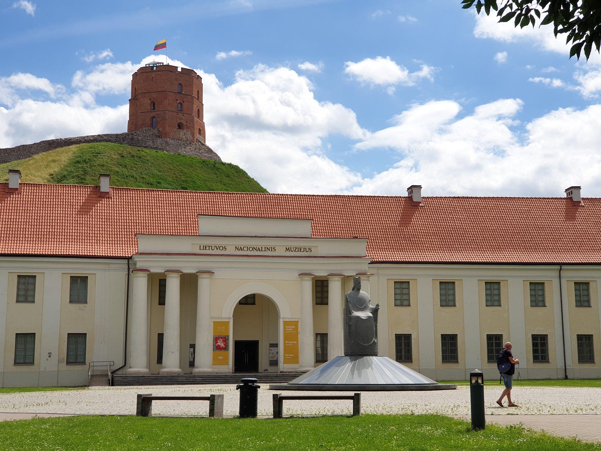 Muziejus Gedimino pilies bokšte veikia jau 60 metų. Per praėjusius metus jį aplankė daugiau nei 213 tūkst. žmonių | A. Šileikio, LNM nuotr.