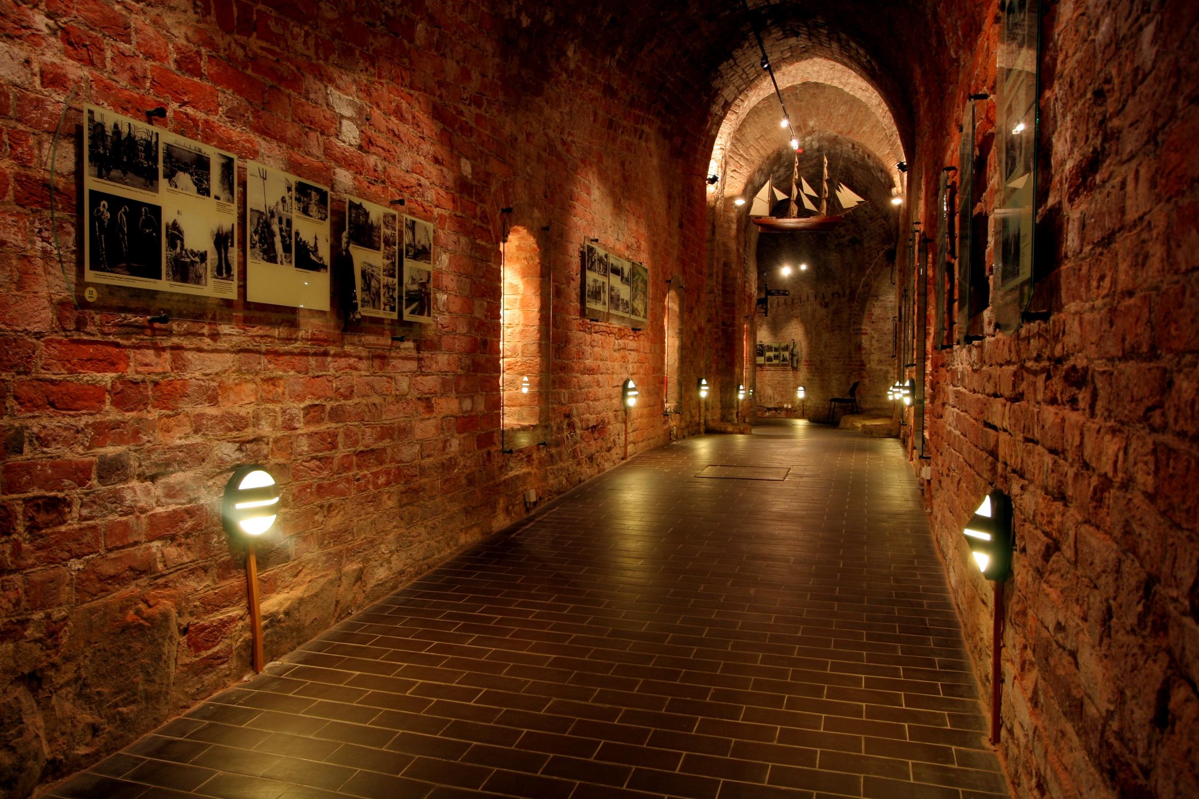 Pilies muziejaus ekspozicija | Rengėjų nuotr.