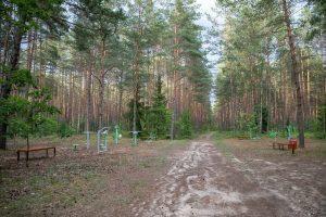 Vilniuje – atidaryta nauja sporto aikštelė