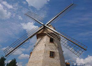 Vištyčio vėjo malūnas | vstt.lt nuotr.