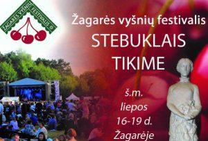 Vyšnių šventė 2020 | rengėjų nuotr.