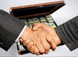 Pinigų plovimas ir korupcija | Pixabay nuotr.