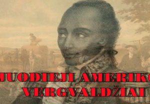 """""""Iš savo varpinės"""": Juodieji Amerikos vergvaldžiai   varpinė.org nuotr."""