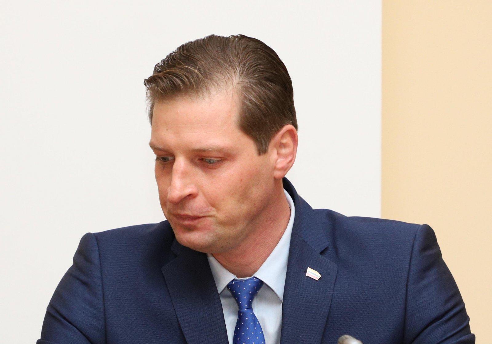 Aplinkos ministras Kęstutis Mažeika | Eltos nuotr.
