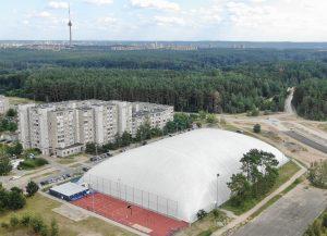 Futbolo maniežas Vilniuje | vilnius.lt nuotr.