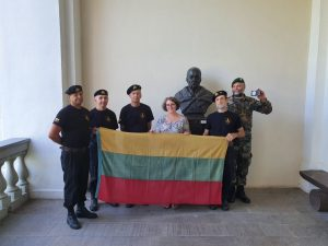 Kazio Škirpos keliu: gyvoji atmintis oš ąžuolais | Straipsnio autorių nuotr.