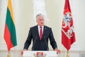 Gitanas Nausėda | prezidentas.lt nuotr.