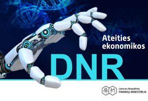 Ateities ekonomikos DNR | lrv.lt nuotr.
