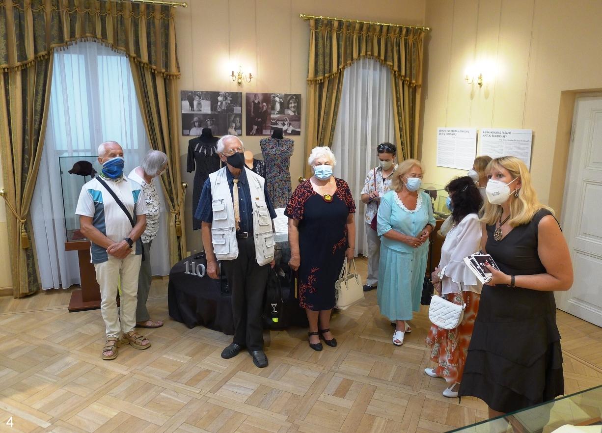 Prezidento Antano Smetonos 146-tojo gimtadienio minėjimas | R. Kaminsko nuotr.