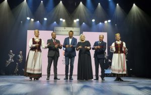 Šiaulių kultūros centro atidarymas   lrkm.lt nuotr.