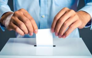 Balsavimas   tm.lt nuotr.