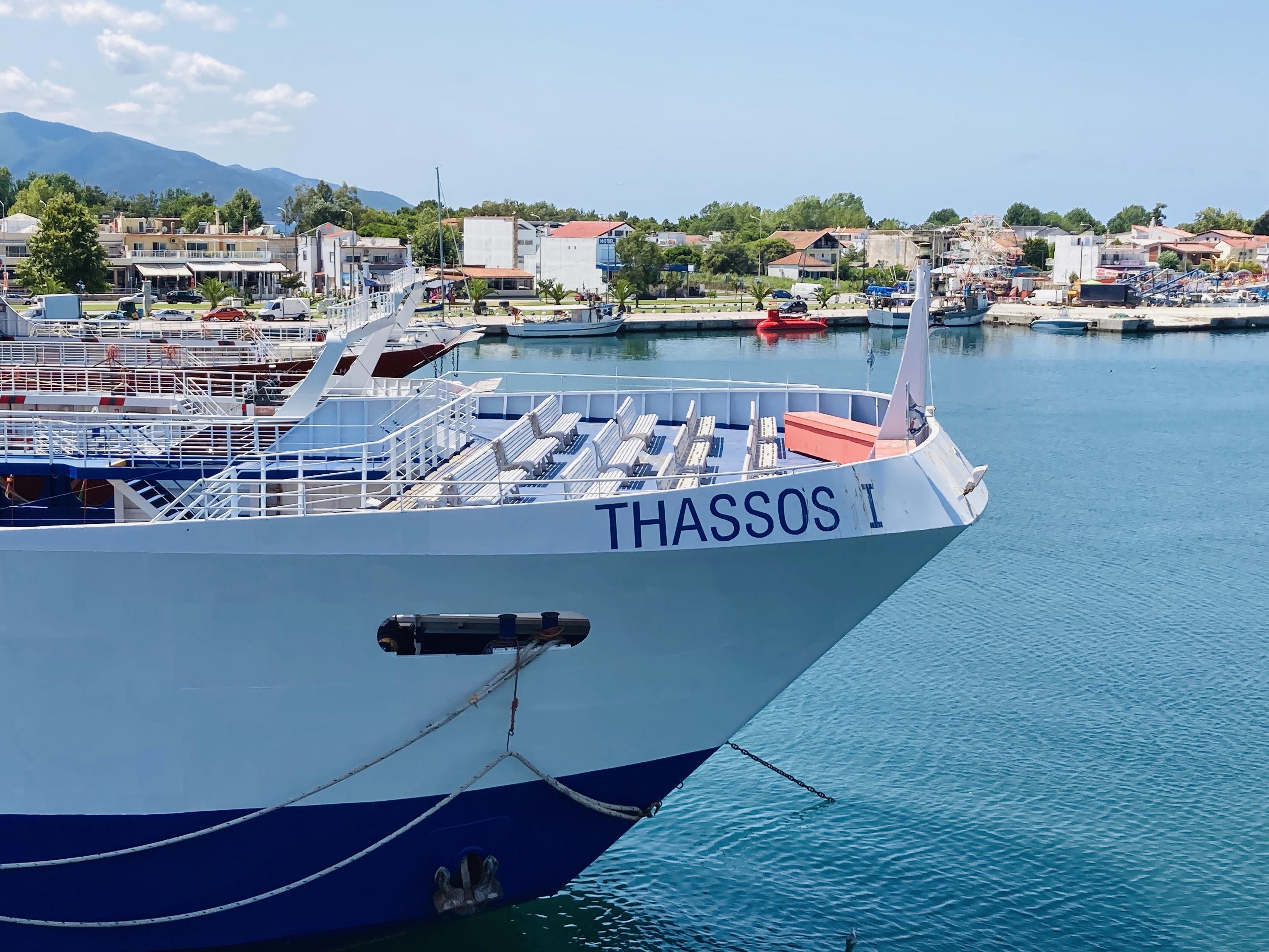 Mažai žinoma Graikijos Taso sala | S. Samoškaitės nuotr.