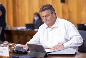 Užsienio reikalų ministras Linas Linkevičius | urm.lt nuotr.