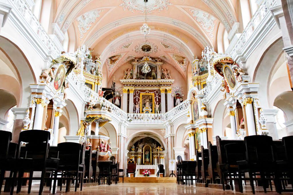 Antano Paduviečio katedra, Telšiai | Asmeninė nuotr.