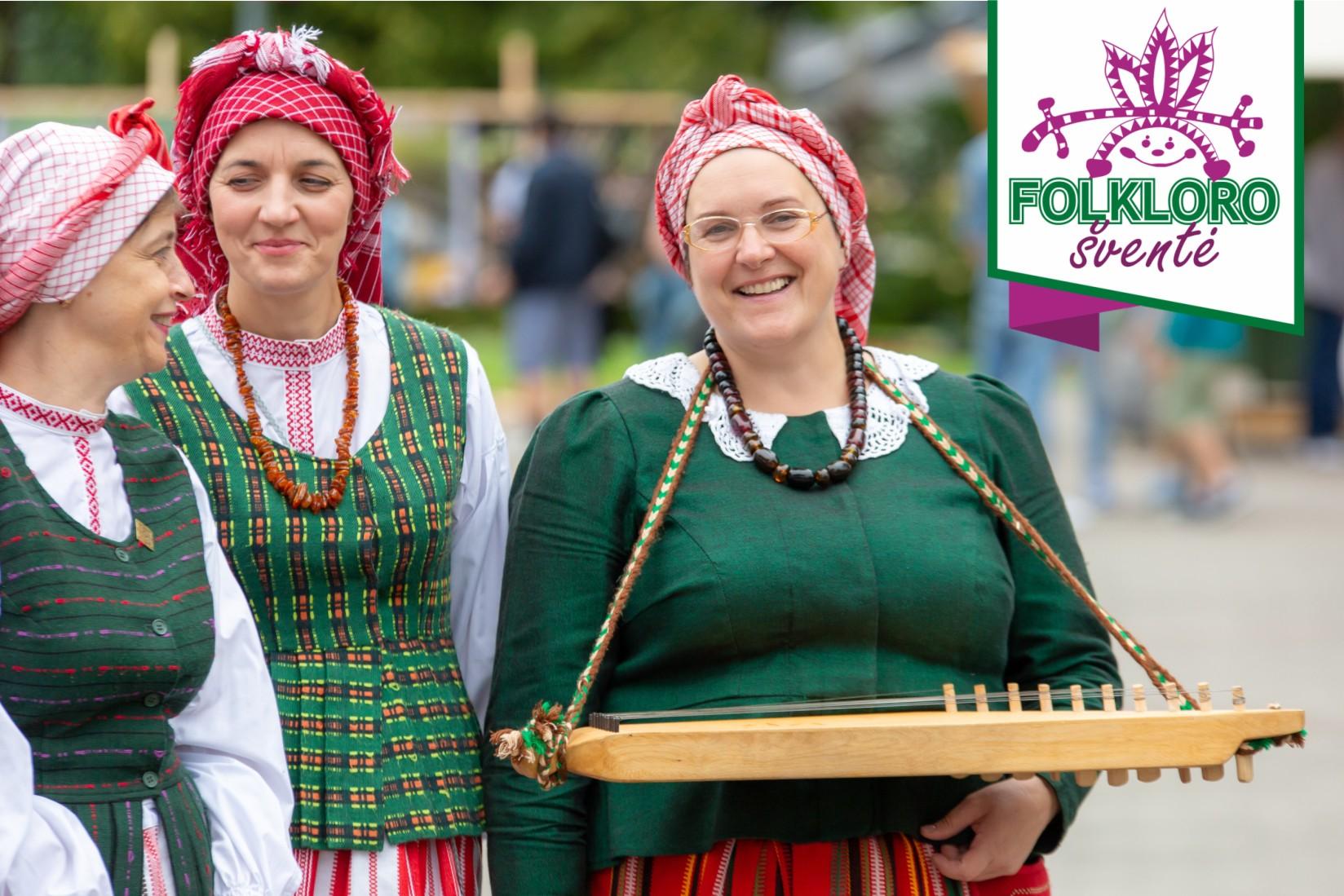 Kviečia 27-oji Dainavos krašto folkloro šventė | Druskininkų kultūros centro nuotr.