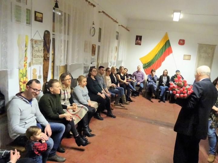 Susitikimas dėl Suvalkų lietuviško vaikų darželio įkūrimo | punskas.pl nuotr.