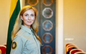 Olga Vėbrienė | aad.lt nuotr.