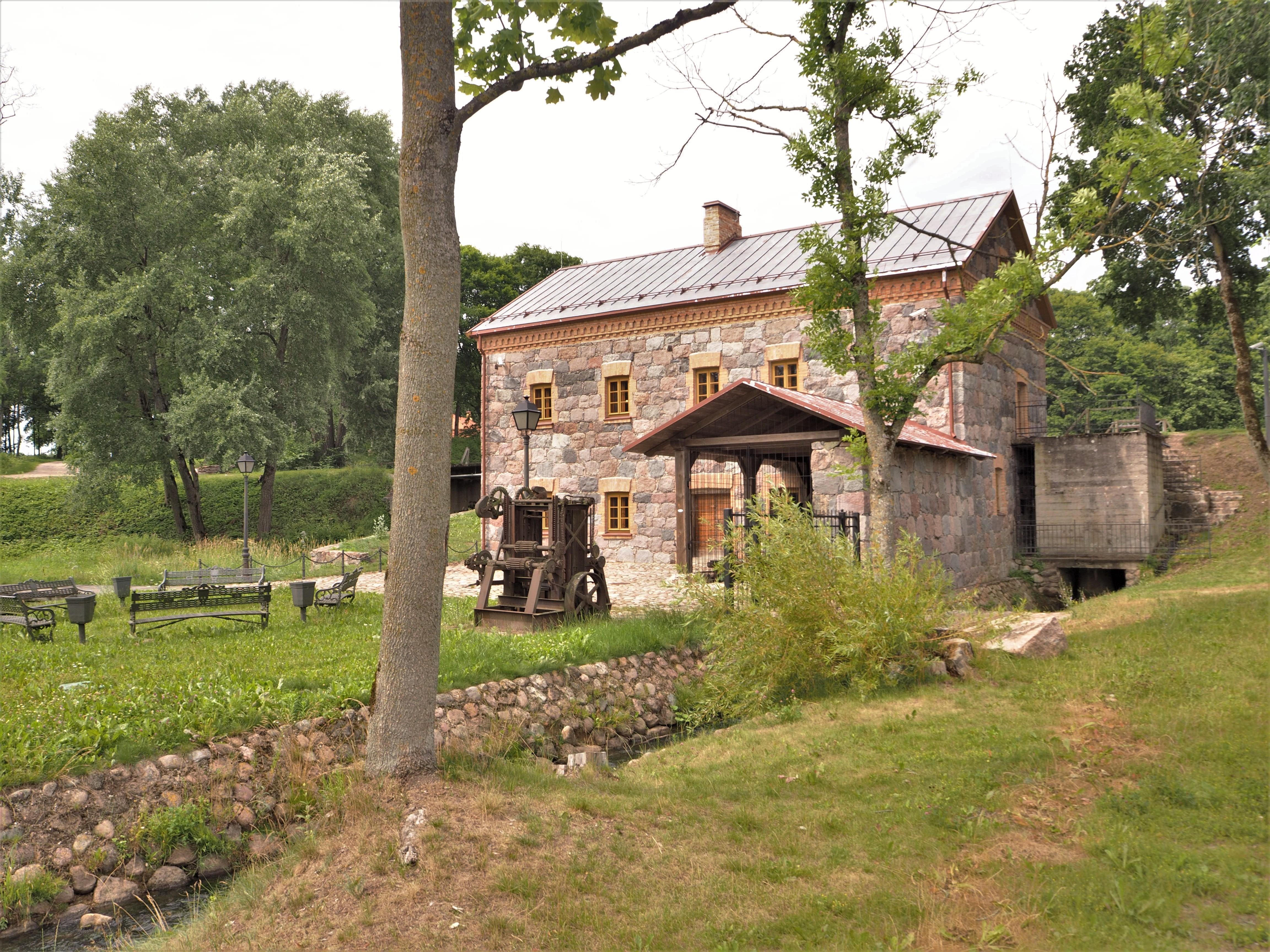 Liubavo dvaro malūnas-muziejus | VKPK archyvo nuotr.