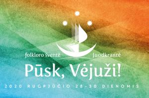 Vasaros palydėtuvės Juodkrantėje – su vėju ir daina! | Lietuvos kultūros tarybos nuotr.