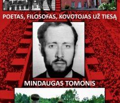 Lietuvos ypatingasis archyvas pristato parodą apie poetą, filosofą Mindaugą Tomonį | archyvai.lt nuotr.