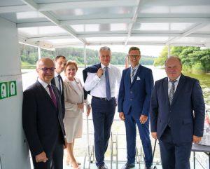 Prezidento susitikimas su Kauno apskrities merais | prezidentas.lt nuotr.