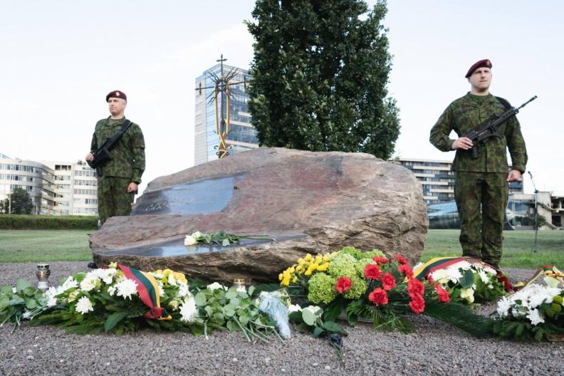 Bus pagerbtas žuvęs karys savanoris, LR Atkuriamojo Seimo gynėjas A. Sakalauskas   kam.lt nuotr.