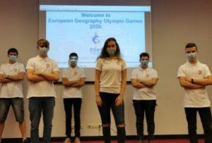 Europos šalių geografijos olimpiados dalyviai | smm.lt nuotr.