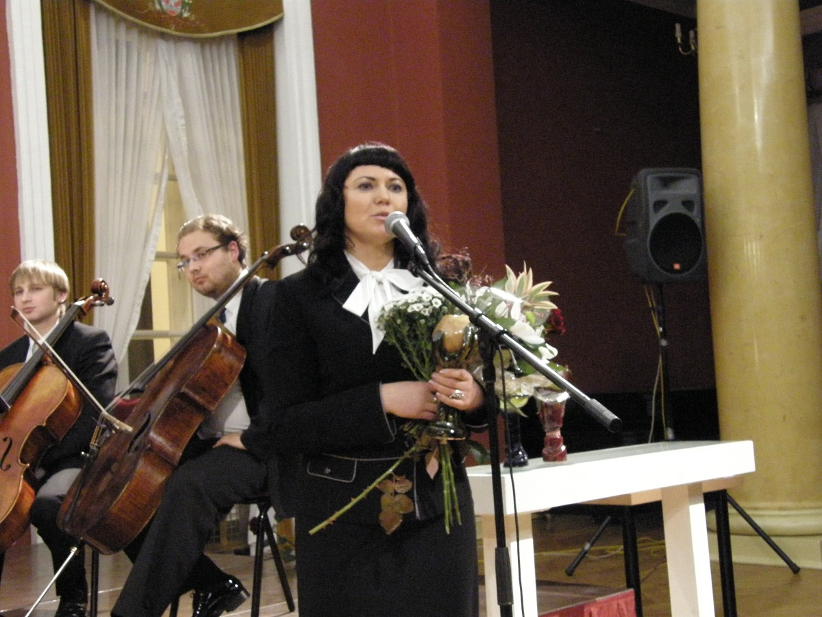 Lietuvos šviesuolė 2008 m. | Asmeninė nuotr.