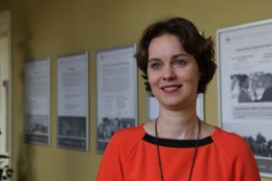 Karaliaus Mindaugo profesinio mokymo centro direktorė Nora Pileičikienė | Asmeninė nuotr.