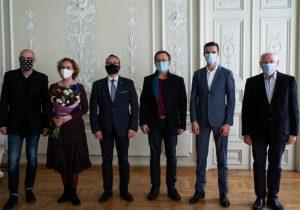 Šešiems kūrėjams – aukščiausi Kultūros ministerijos apdovanojimai | lrv.lt nuotr.