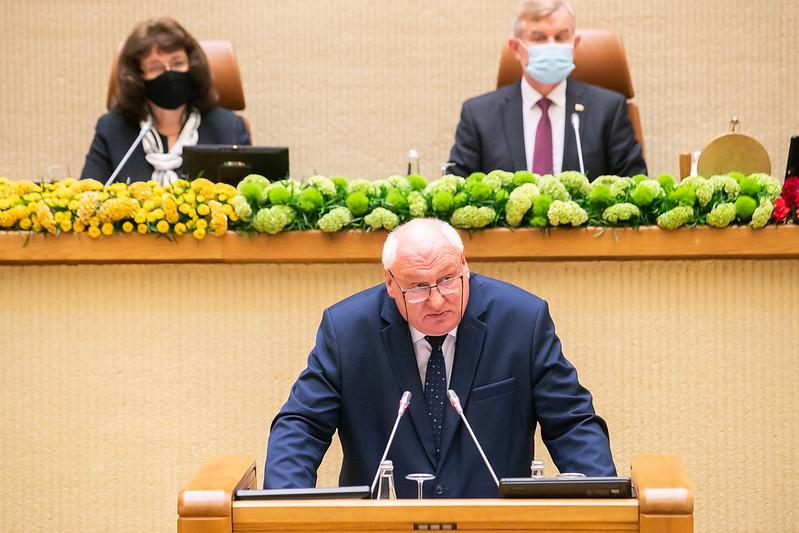 Arūnas Gumuliauskas   Seimo kanceliarijos nuotr.