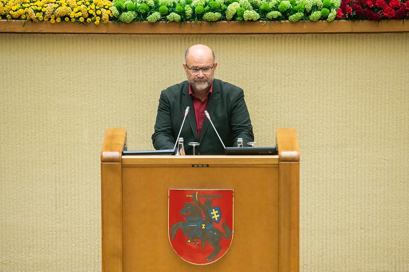 Remigijus Kriukas   Seimo kanceliarijos nuotr.