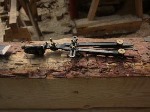 """""""Specialistai atsako"""": medinių pastatų priežiūros pradmenys   HERITAS nuotr."""