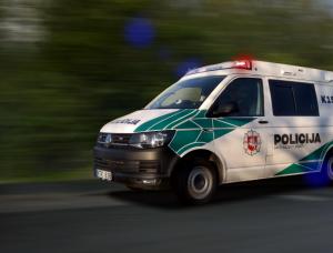 Policijos automobilis | policija.lt nuotr.